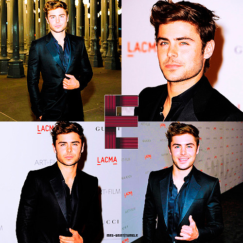 zacefronlovers:  For Efron?