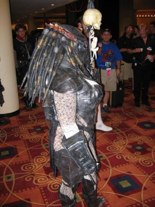 Predatress at DragonCon