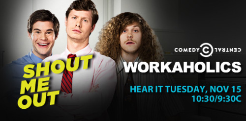 "The Workaholics ""Shout Me Out"" winner is… BRENT HOFFMAN!  A quick refresher: If you ""liked"" Workaholics on Facebook before the start of the season, you had the option to enter to win a shout out on an episode of Workaholics. Brent will be immortalized at some point during tomorrow night's episode. Let's get weird tomorrow night in honor of Brent and listen for his name."