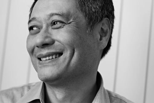 Ang Lee in Cannes, France, May 2009, by Brigitte Lacombe