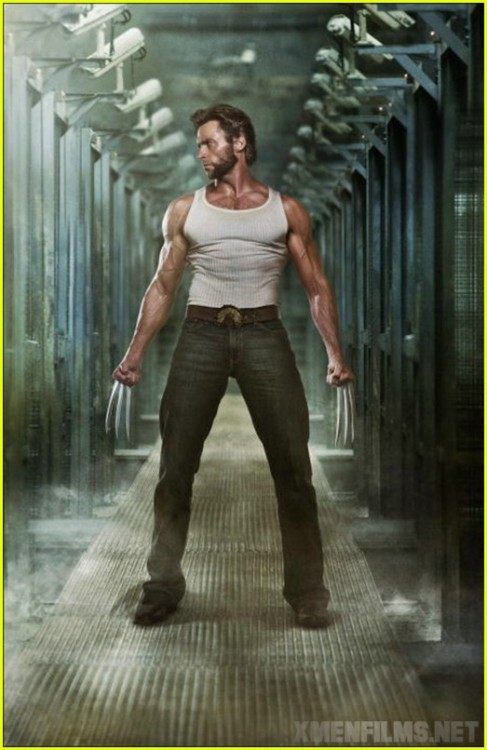 With arms like that, Hugh Jackman was made to be on #ShifterRewards