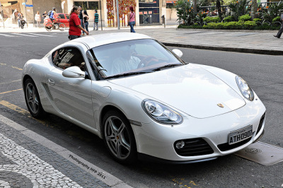 Porsche Cayman S on Flickr.