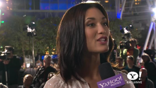 Julia Jones | Breaking Dawn Part 1 LA Premiere - November 14, 2011
