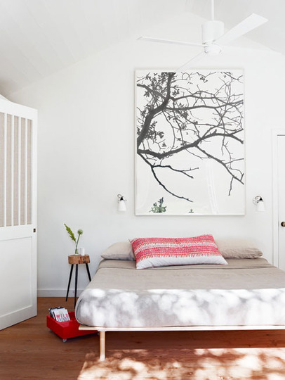 black and white art goes with every room