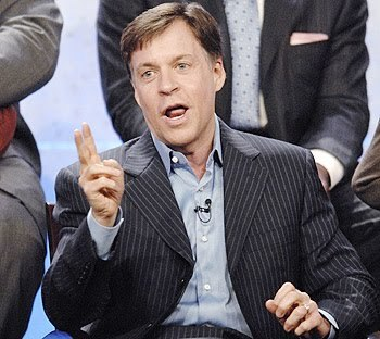 shortformblog:  imwithkanye:  Bob Mother Effing Costas for the win!  Costas asked very direct questions. And he's done some good research with this story, noting how strange it is that, after he quit Penn State, he didn't pursue other opportunities at major universities. He had an interview with Virginia; he removed himself from consideration. A good interview but a tough one to watch. Admit that some of the things Costas asked probably made viewers uncomfortable. But he didn't hide from them. The fact that he didn't makes the fact that Sandusky agreed to this interview seem all the more absurd.