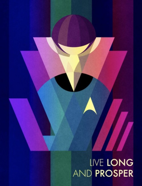 """Live Long and Prosper"" ~ by Carlos Lerms"