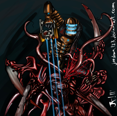Dead Space Fan Art :)