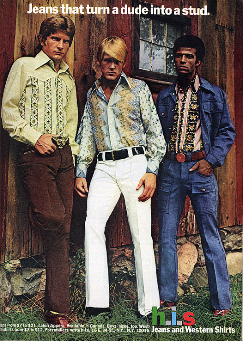 mudwerks:  (via vintage_ads: Men's Fashion Disasters) Nick Nolte
