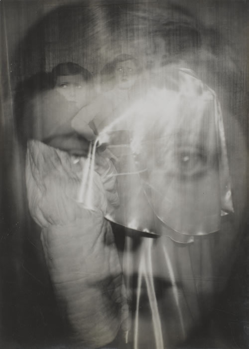 billyjane:  Germaine Krull, Publicité pour Paul Poiret, 1926 [more] © Mnam, Centre Pompidou, Paris, 2011 from La Lettre