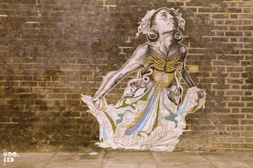 Swoon in London