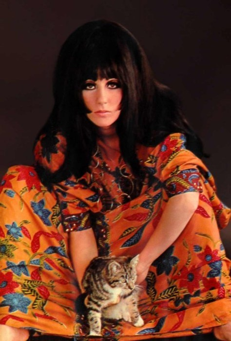 yourcatwasdelicious:  cher via nickdrake