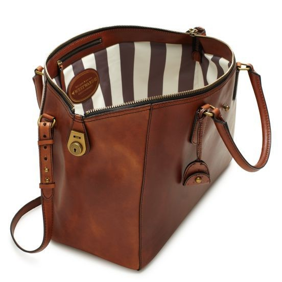 ammonition:  Westward Curiosities Satchel by Kate Spade New York
