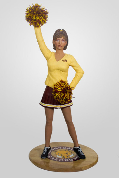 Cheerleading Buffy (Premium Format)