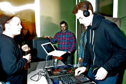 Obeyah and Mike Mulligan of Grime Syndicate