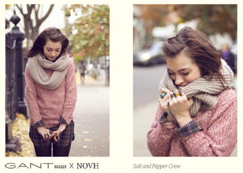 GANT x NOVH: Holiday 2011 Noah has done it again. He rounded up the best of the best from the social media world (aka his friends) to showcase his favorite pieces from Gant's Holiday collection. Such an amazing job.  Click-through to check it out!