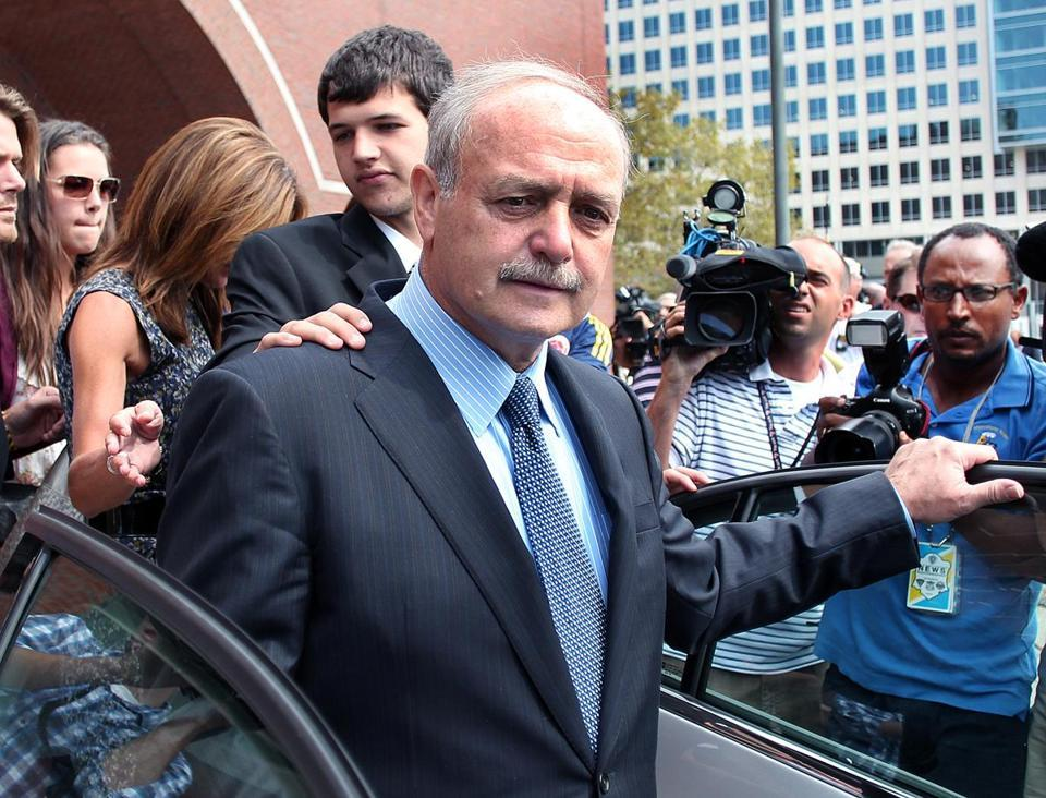 DiMasi ordered to jail during appeal - Former House speaker Salvatore DiMasi today lost his bid to stay out of prison while appealing the federal corruption convictions that leave him facing eight years in federal prison.