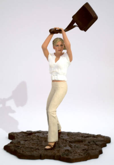 "Bag 'o' Bricks Buffy (6"" Figure)"
