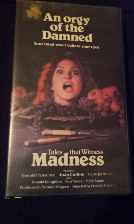 Tales That Witness Madness - Pre Cert - Director: Freddie Francis - Rank