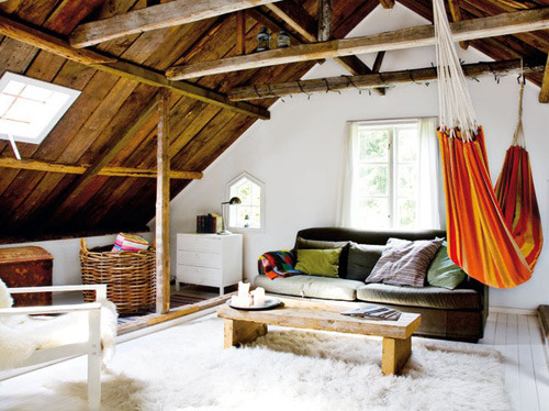 micasaessucasa:  (via a lovely cottage in småland, sweden | the style files)