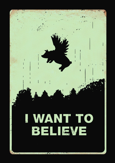askios:  I want to believe