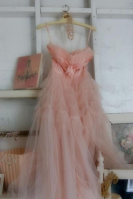 """I'm not really a fan of pink, but this dress is cute!"