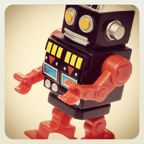 Robot Dancing Is The Future (Taken with instagram)