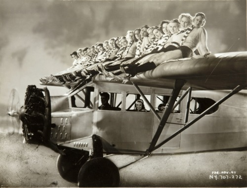 extranuance:  Flying Down to Rio (1933)