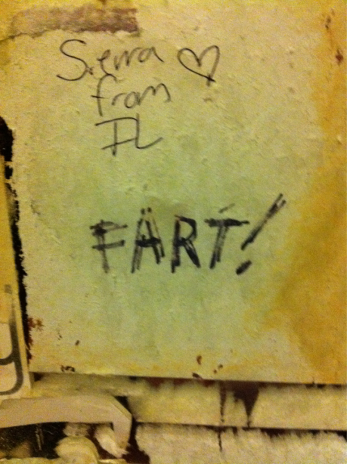 Fart! - from Ottobar in Baltimore