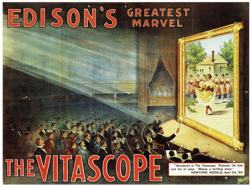 Edison's Vitascope by paul.malon on Flickr.