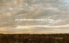 YEAH you are. everymidnight. :)