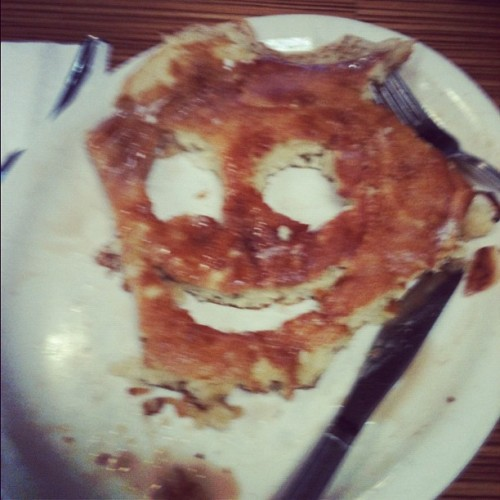 Playing with food. By Chad P Murray (Taken with instagram)