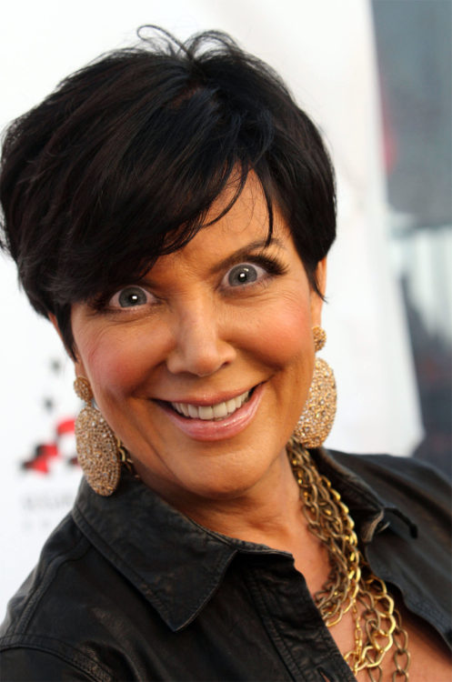 Kris Jenner with Michele Bachmann eyes.