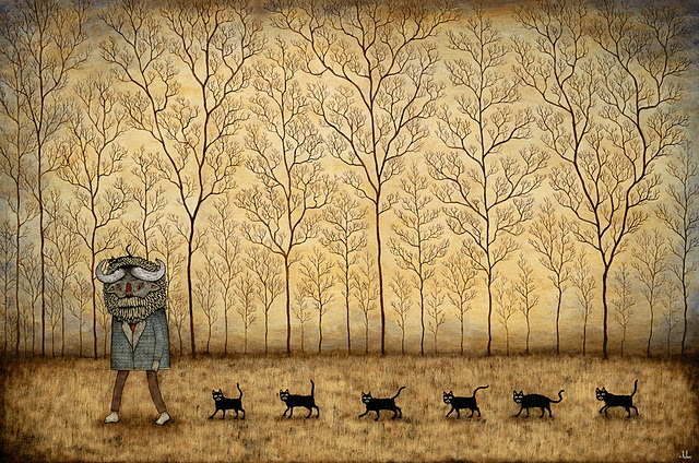 Andy Kehoe. March of the Exiled. http://andykehoe.net/home.html