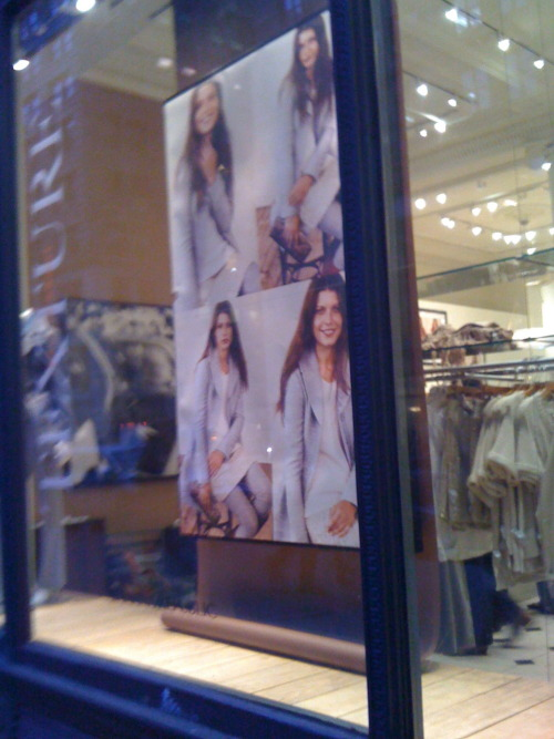 Banana Republic and Gap competition store report research.