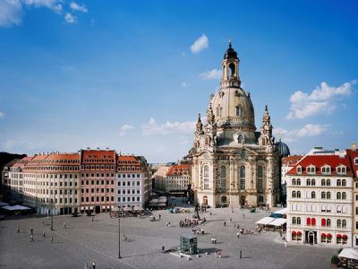 Frauenkirche, Dresden, Germany© Berthold Steinhilber for National Geographic