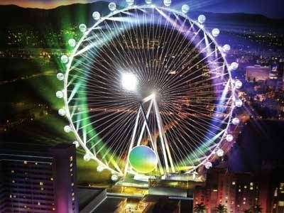 Caesars is getting the ball rolling on that giant observation wheel at the center of its Linq project on the Strip. A Grand Junction company has won part of a multimillion-dollar contract to build cabins for the wheel. Read more