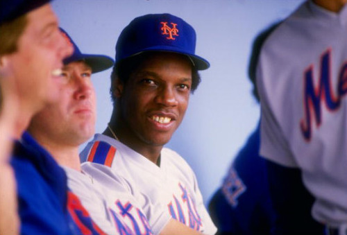 In 1984, Dwight Gooden was named Rookie of the Year. In 1985, he won the National League Cy Young award. In 1986, he was a World Series champion. Today, in 2011, Dwight Gooden turns 47 years old — which may be his most incredible accomplishment to date. Stay clean, Doc. And happy birthday.
