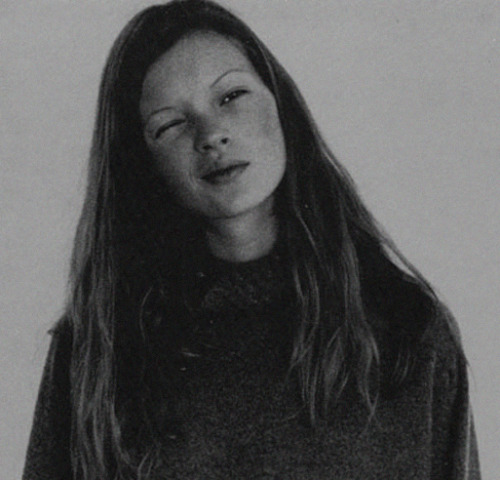 lavandula:  kate moss shot by corinne day for i-D december 1993