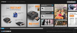 Check out the all new instant experience exclusively at www.polaroid.com/instant  & get the all new Z340 Instant Digital Camera, GL10 Instant Mobile Printer & the PIC300 Instant Camera
