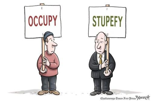 randomactsofchaos:  Clay Bennett/Chattanooga Times Free Press (11/16/2011)