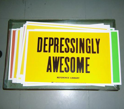 nevver:  Depressingly Awesome