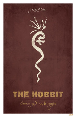 minimalmovieposters:     The Hobbit: There and Back Again byJon E. Allen Purchase Print | Facebook | Twitter