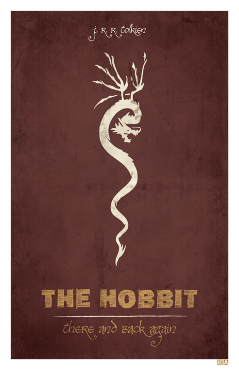 The Hobbit: There and Back Again byJon E. Allen Purchase Print | Facebook | Twitter