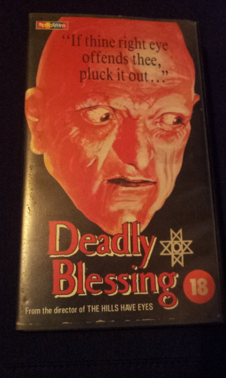 Deadly Blessing - Pre Cert - Spectrum