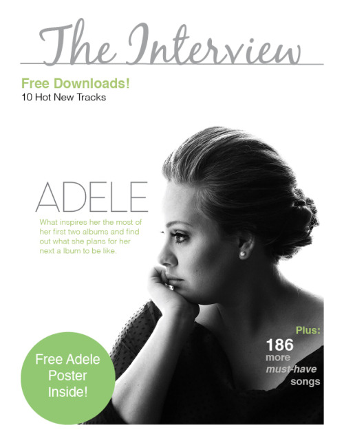 Cover Of Magazine