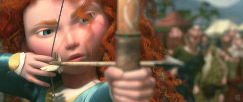 gunsandrobots:  After watching the new trailer, I don't think Pixar's Brave could check off more boxes in the things that I adore in a movie list.  Want to watch. Nao.