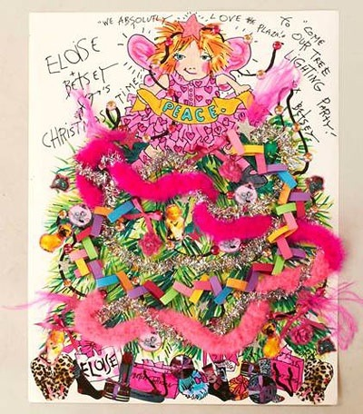 darklamb:  bbook:  villagevoice:  Betsey Johnson Is Designing an 'Eloise'-Themed Christmas Tree For the Plaza Hotel. This just seems like a match made in heaven.  This is all I've ever wanted.  Speechless. Breathless. Sooo excited!  Christmas and Betsey and New York, oh my!