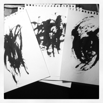 Esbossos PoVeJaPe. #sketches #splash #ink #black #PoVeJaPe #CaldosAnetoinprogress (Taken with instagram)