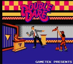 NES Double Dare Game