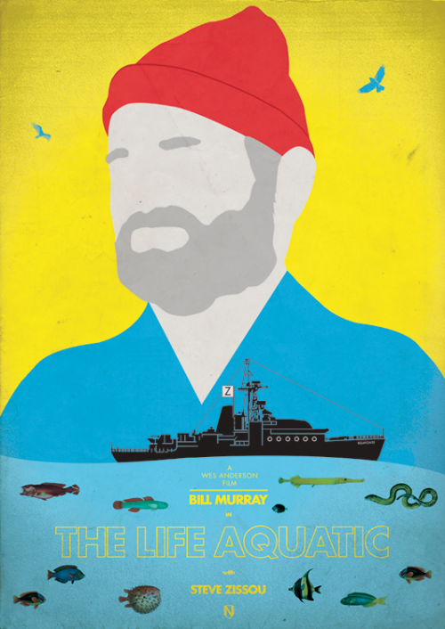 The Life Aquatic with Steve Zissou by Matt Needle